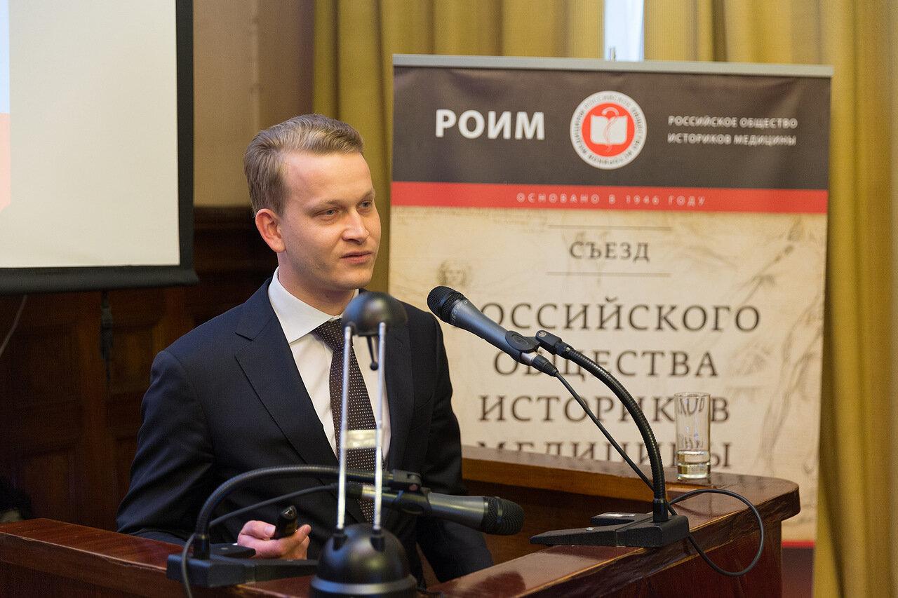 Михаил Владимирович Клёнов